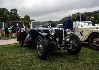 1938 Alvis 12/70 Sports