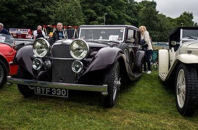 1932 Alvis Apeed 20 Vanden Plas Tourer