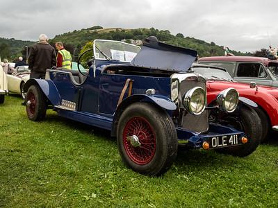 1952 Alvis Special