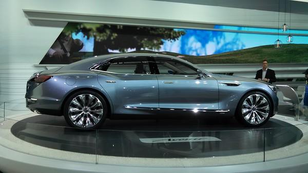 2015 North American Intl Auto Show Detroit