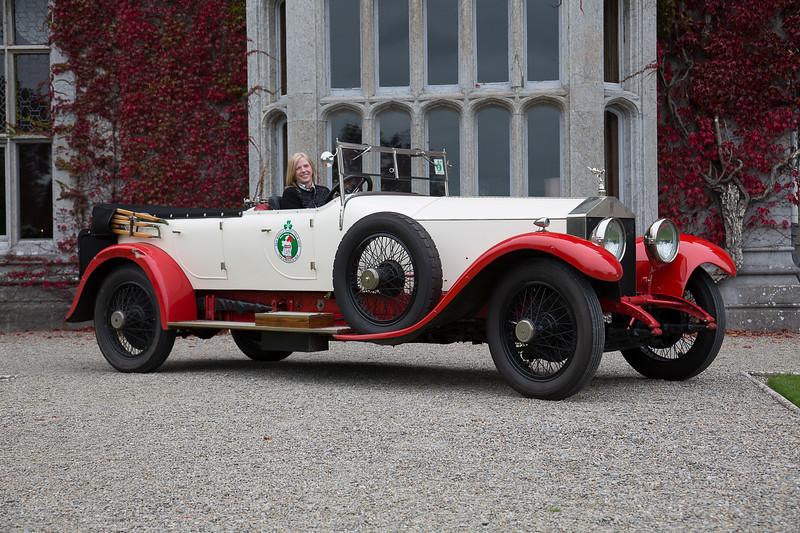 1922 Barker Tourer 49HG