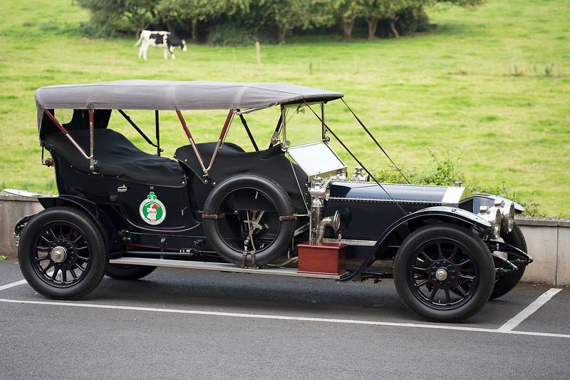 1913 Roi des Belges 2617