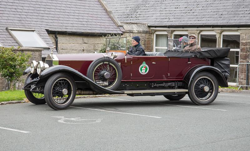 1923 Barker style tourer 29LK