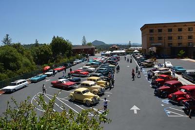 2015 VCCA All Cal Sat Car Show