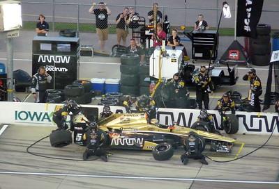 Indycar @ Iowa Speedway - 17 & 18 July '15