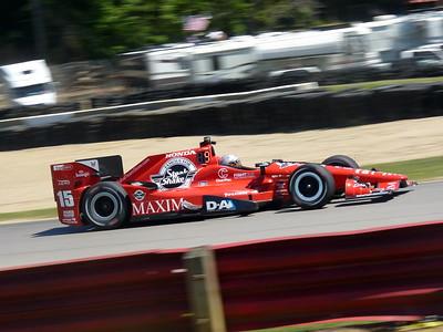 Indycar @ Mid-Ohio - Friday Practice 1 - 31 July '15