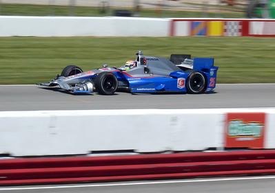 Indycar @ Mid-Ohio - Friday Practice 2 - 31 July '15