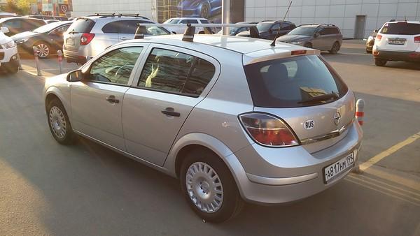 2016-05-10, Repaired Opel Astra at Favorit Motors