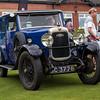1929 Alvis Silver Eagle