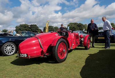 1934 Aston Martin Ulster LM16