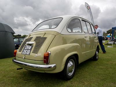2016 Burley Classic Car Show