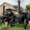 Fowler Traction Engine and 'The Wallis' Traction Engine, 'Victoria'