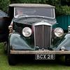 1937 Railton Claremont Drophead Coupé