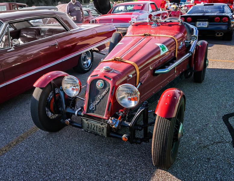 Alfa Romeo Custom Car