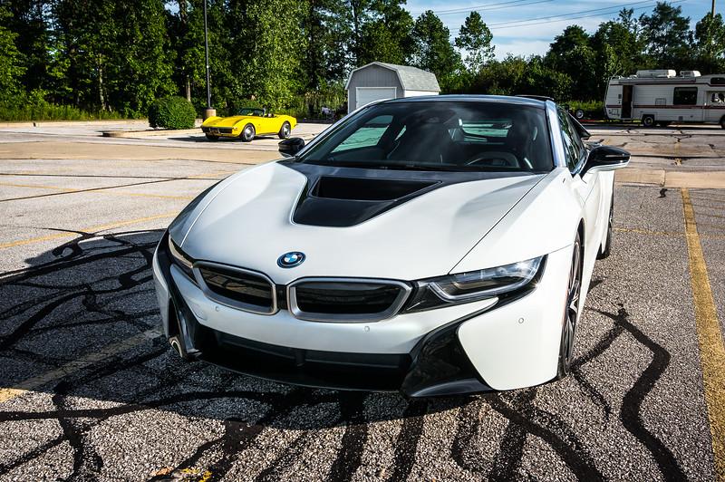 BMW eDrive i8
