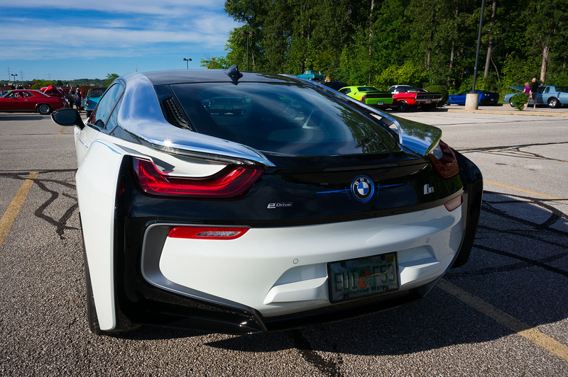 BMW eDrive i8
