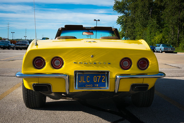 1972 Corvette Stingray Convertible