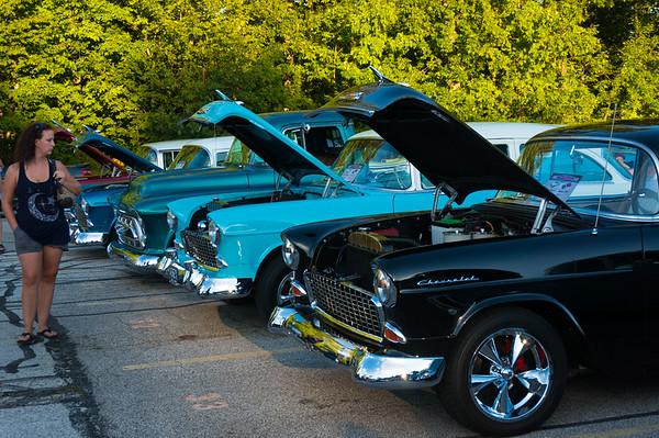 1955 Chevrolet Cars