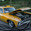 1967 Impala Wagon with Blower