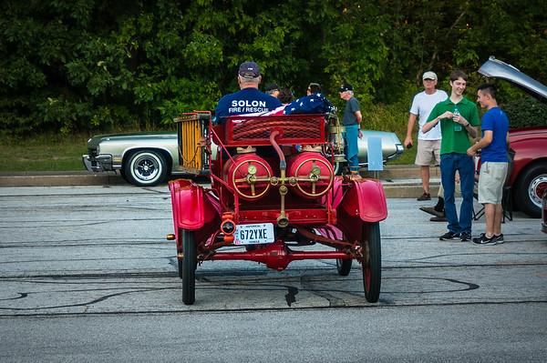 1922 Ford Model T Fire Truck