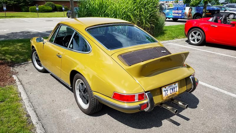 1972 Porsche 911 2.4
