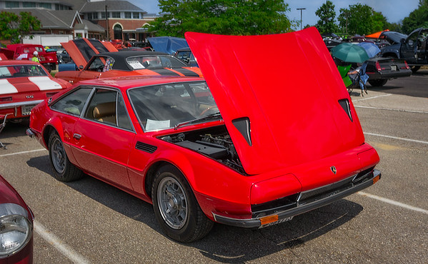 1971 Lamborghini Jarama 400GT