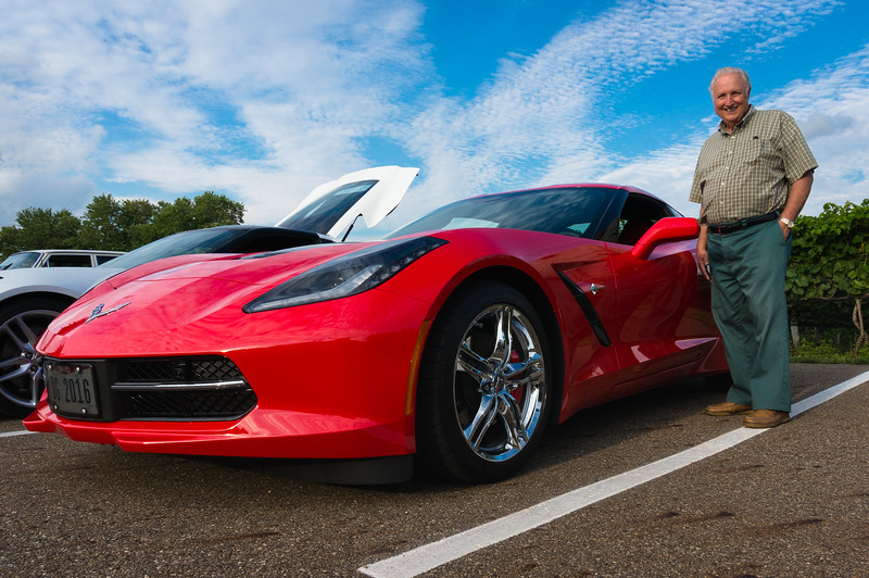 2016 Corvette Coupe Stingray