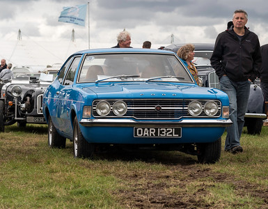 1972 Ford Cortina 2000GT