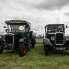 1925 Morris Truck and 1937 Morris Van