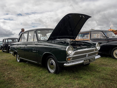 1966 Ford Cortina Deluxe