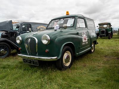 1961 Austin A35 Van