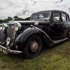 1947 MG Y-Type Saloon