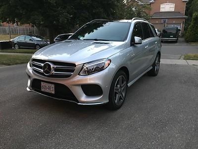 2016 GLE 350d