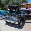 Showing off the Rides at the Mercado in Guadalupe during the 2016 Lowrider Show