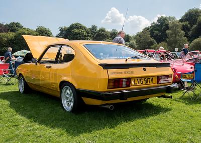1980 Ford Capri S