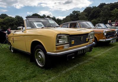 1972 Peugeot 304 Convertible
