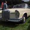 1963 Mercedes-Benz 220 Coupé