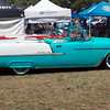 1955 Chevy Bel Air Convertable