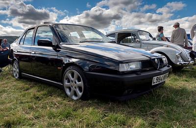 1993 Alfa Romeo 155 Twin Spark