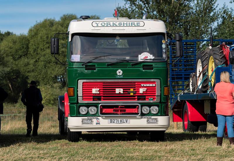 1984 ERF C.14 350 Tractor Unit