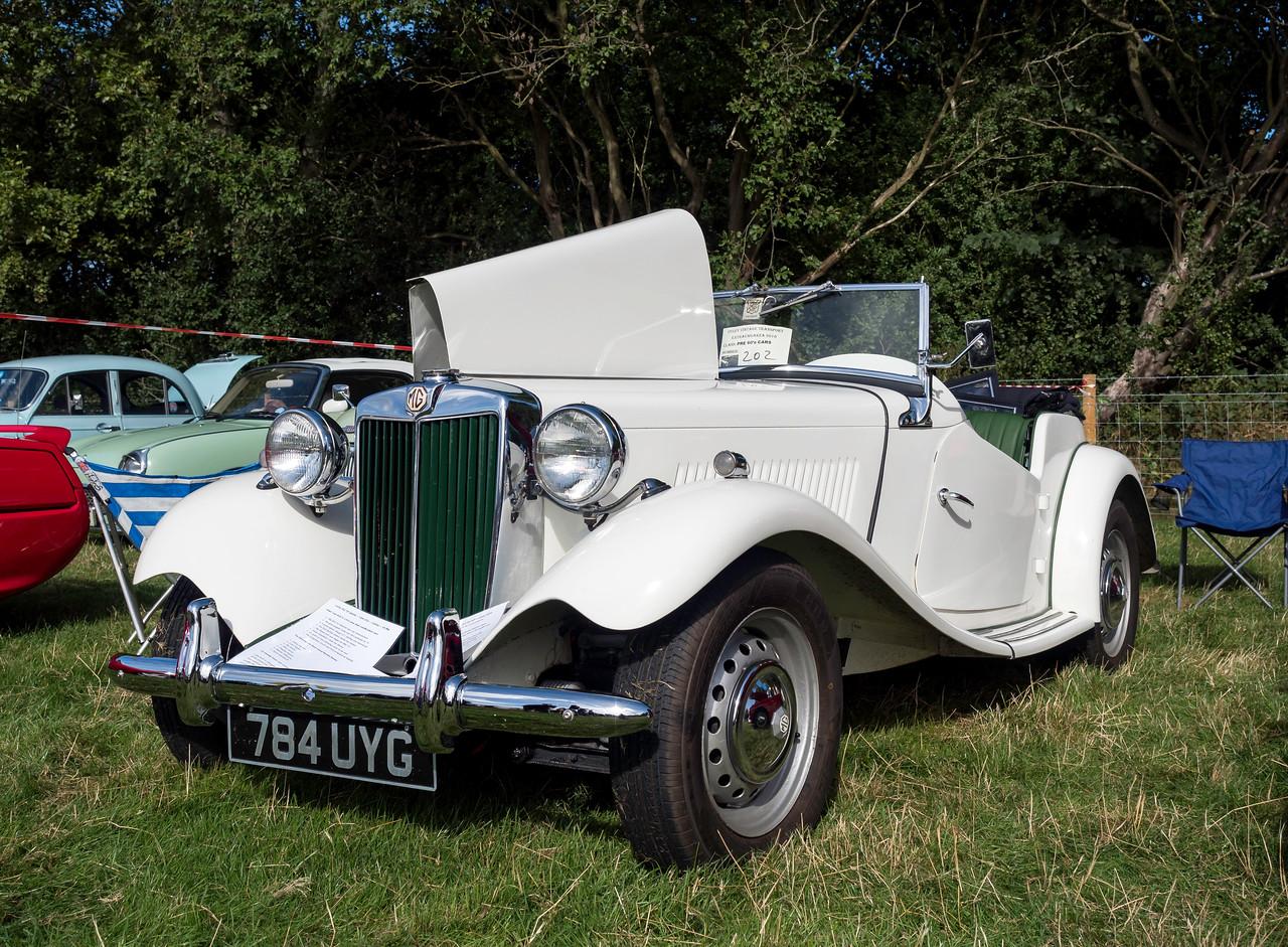 1952 MG TD 'Midget'