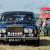 1970 Rolls Royce Silver Shadow Mulliner Park Ward Drop Head Coupé