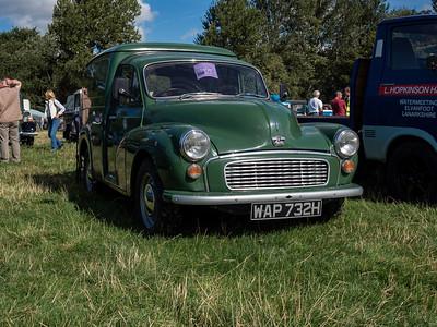 1970 Austin 6 cwt Van