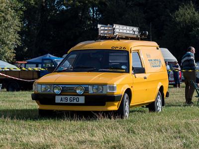 1994 Austin/Rover Maestro 700 Van