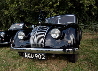 1952 AC Two Litre