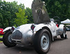 1959 Allard J-2 owned by Peter Patterson was registered to race in Group 5 for his hometown fans, but apparently did not start.