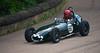 Victor Pastore from Chester Springs, NJ in a rare 1959 Checker Flag Gemini MK II Formula Junior