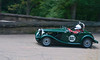 Mark Sherman of Short Hills, NJ finished eighth in Group 1 with his 1953 MG TD.