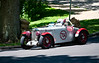 Fourth place in Group 1 was taken by Frank Mount of Caledon, Ontario in this heavy-duty 1939 MG TB Special.