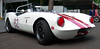 Michael  Oritt of Lusby, MD is known to be the owner of this 1958 Elva Mark IV, but it appears not to have raced this week.
